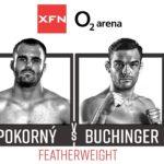 "Jaroslav ""Jubox"" Pokorný and Ivan ""Buki"" Buchinger in a duel for the Czechoslovak number one featherweight!"