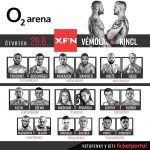 The Biggest Gala Fight Night in the history of CzechoSlovak MMA this Thursday 28th in the O2 Arena