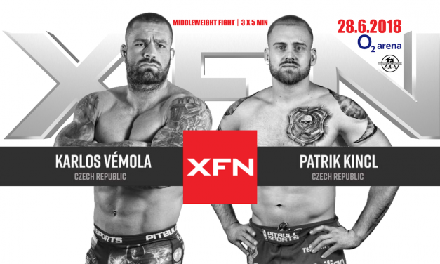 XFN: Back to the O2 Arena – Money fight Vemola vs. Kincl